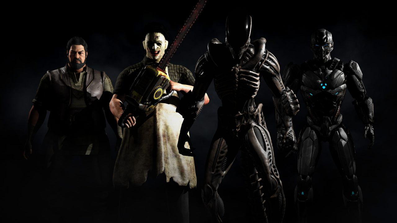 Mortal Kombat X : Le second Kombat pack dévoilé