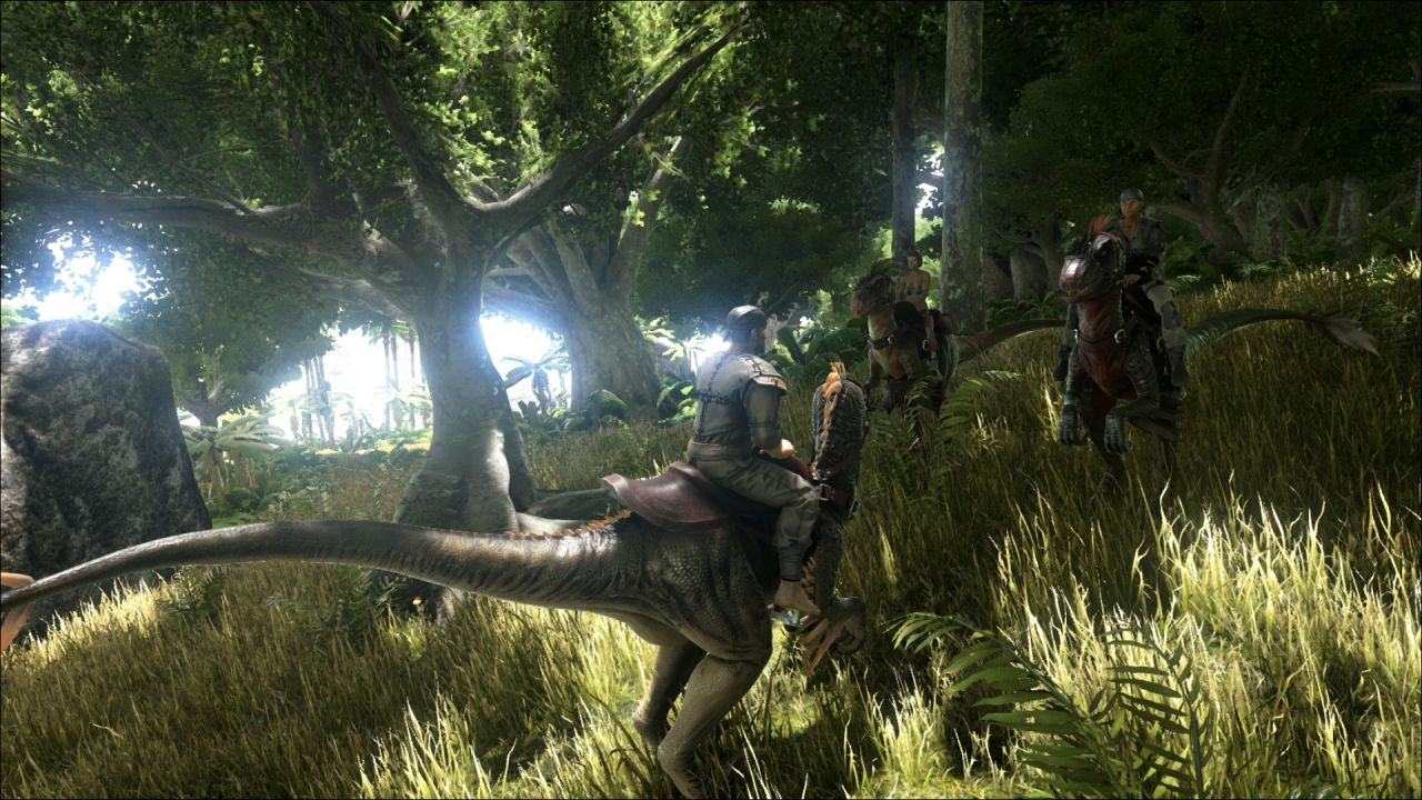 Ark : Survival Evolved - Early-Access disponible le 16 décembre sur XBox One