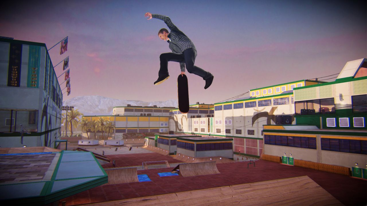 Tony Hawk's Pro Skater 5 : Les versions old gen maintenues
