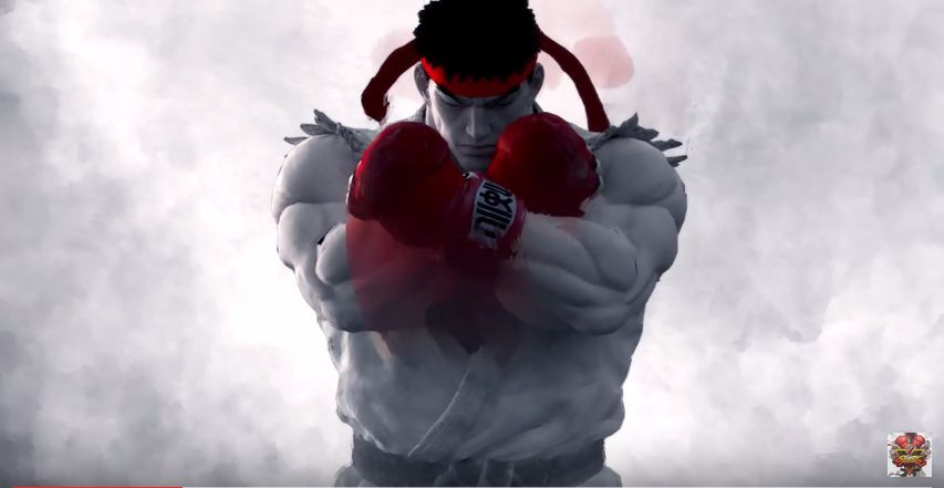 Street Fighter 5 : Cinématique d'intro
