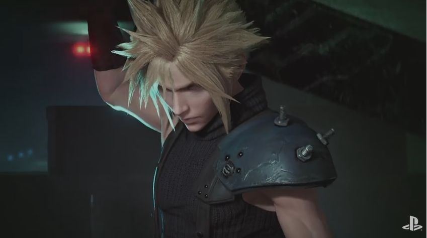 Final Fantasy VII Remake : De nouvelles informations