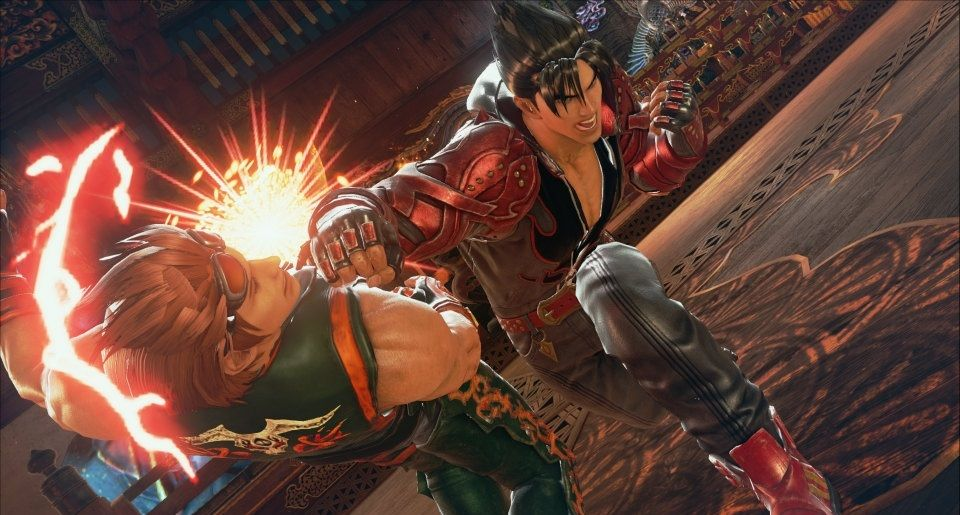 Tournoi Tekken 7