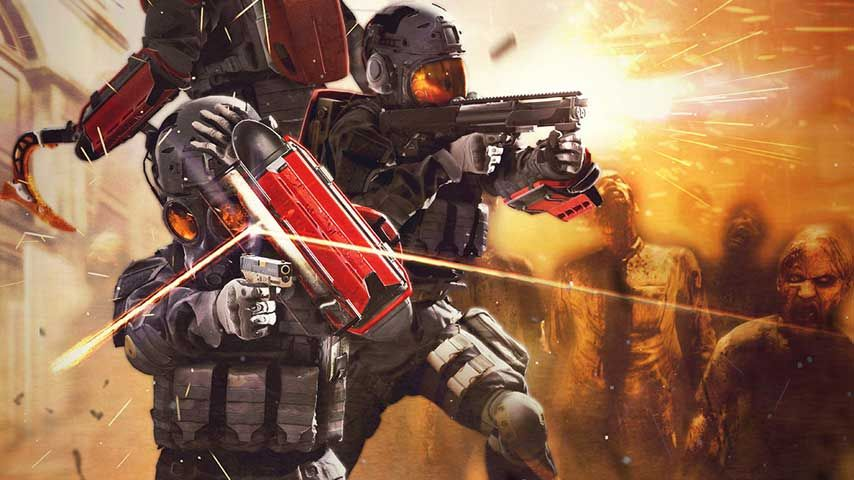 Umbrella Corps : Second trailer