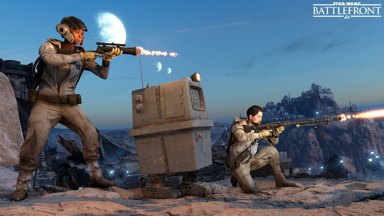 Star Wars : Battlefront - Les XP vont faire X2...