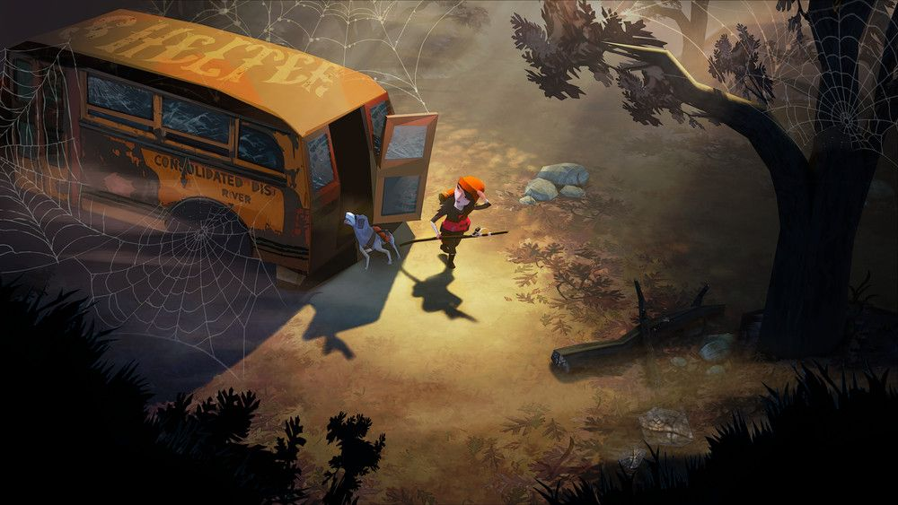 The Flame in the Flood : Le trailer se dévoile
