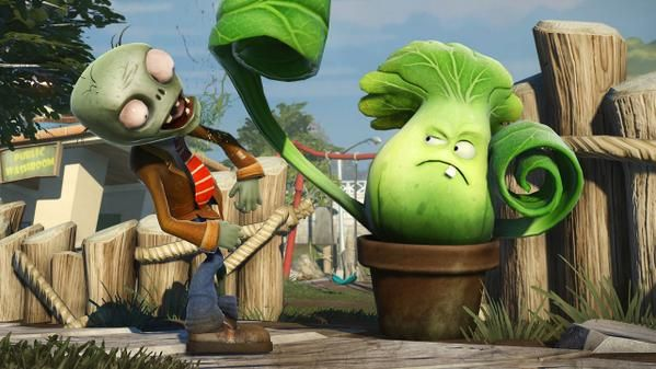 Plants VS Zombies Garden Warfare 2 : Des notes...