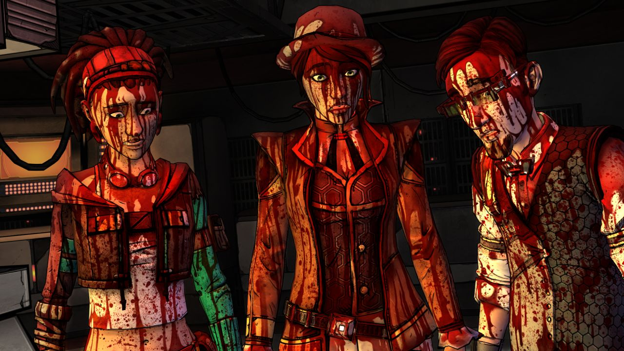 Tales from the Borderlands : Trailer et image pour la version boite
