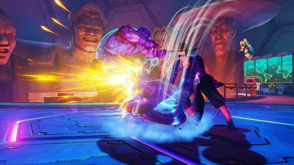 Street Fighter 5 : les ragequitters lourdement sanctionnés