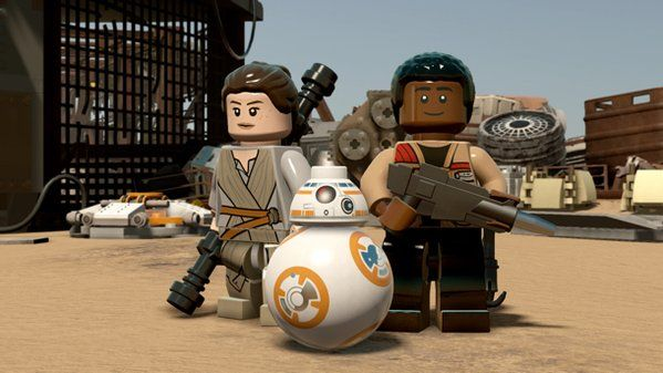 Lego Star Wars The Force Awakens : Trailer de gameplay