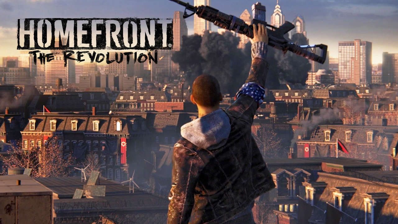 Homefront the Revolution : Le trailer 'Guerilla Warfare 101'