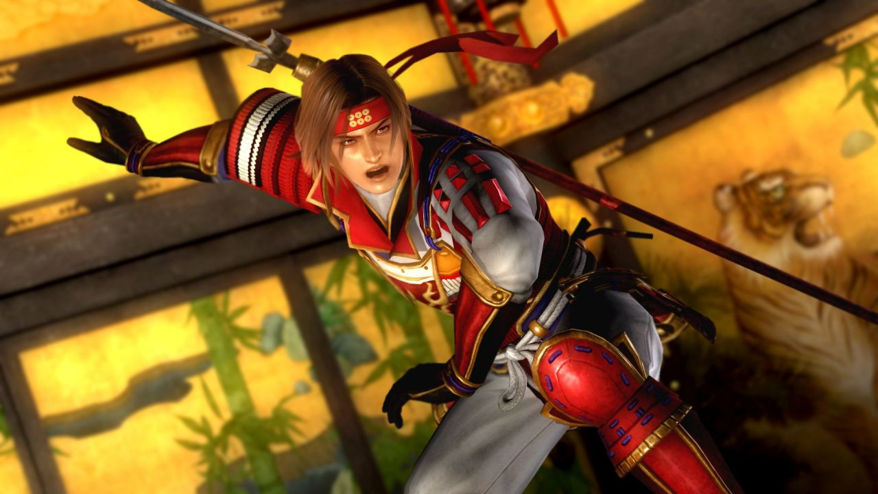 Dead or Alive 5 Last round : Les costumes Samurai Warriors