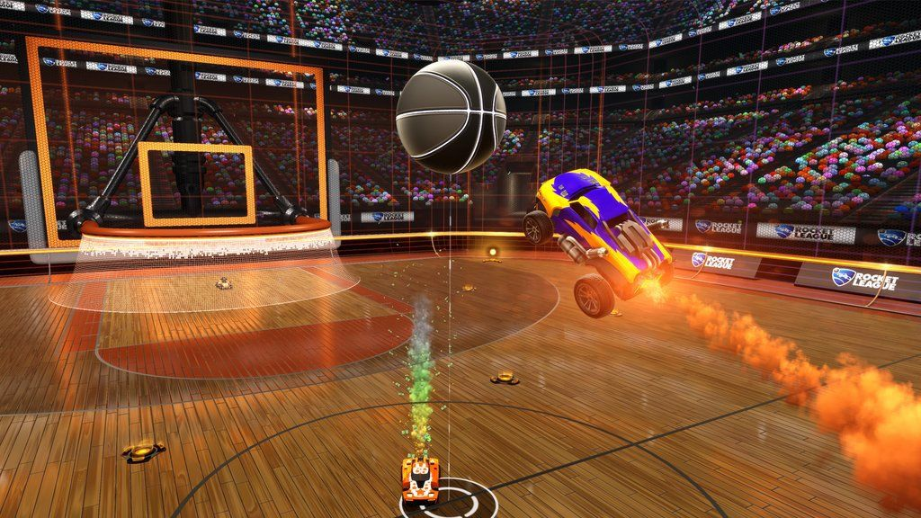 Rocket League : Du basket au mois d'avril