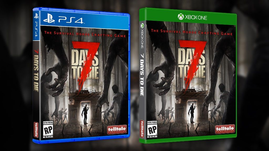 7 days To Die : Telltale Games annonce sa sortie sur PS4 et Xbox One