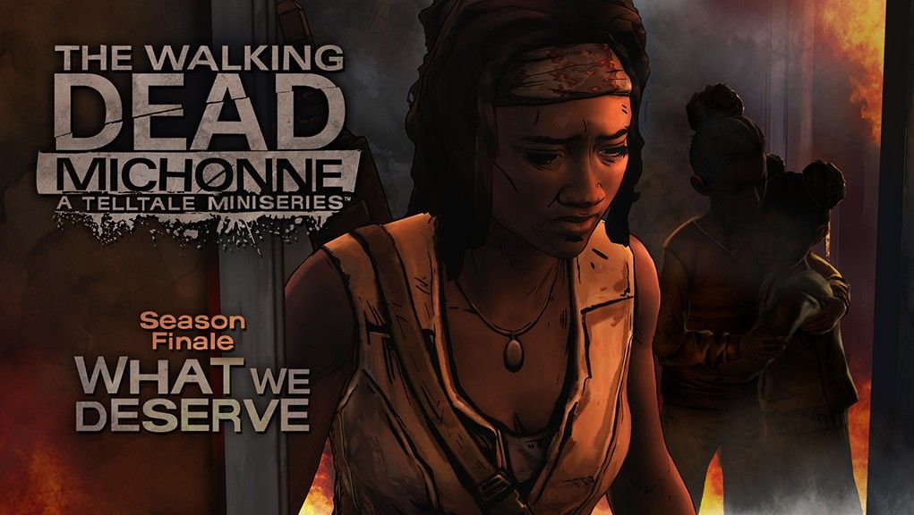 The Walking Dead Michonne : Les images du dernier épisode