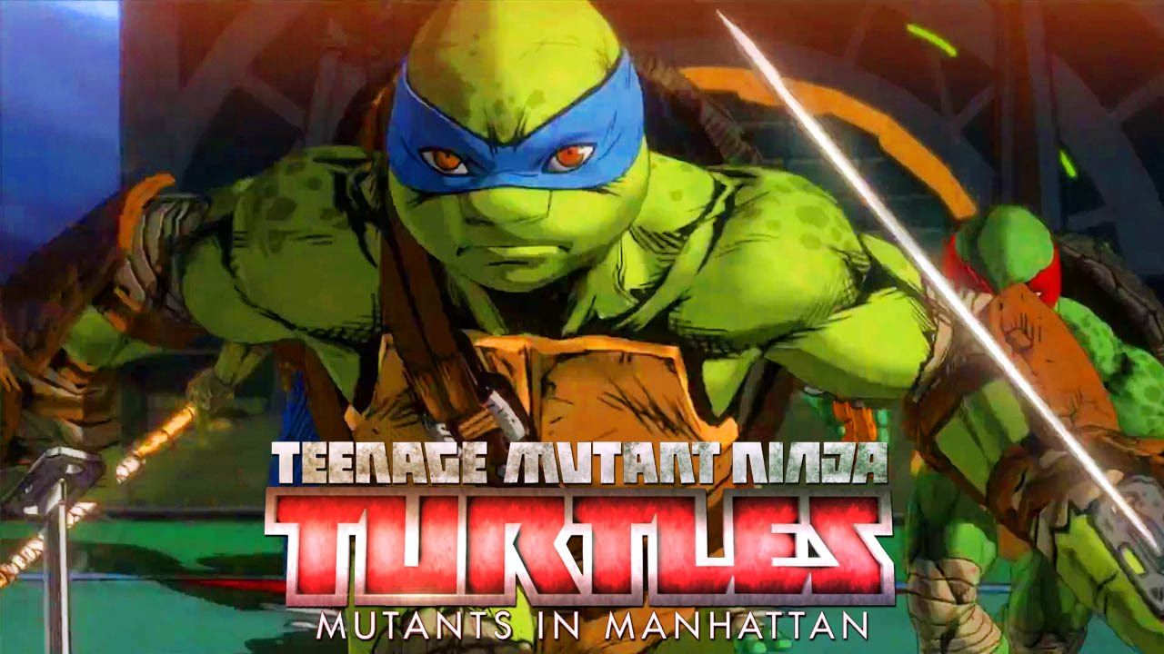 Teenage Mutant Ninja Turtles : Mutants in Manhattan - Aperçu en vidéo