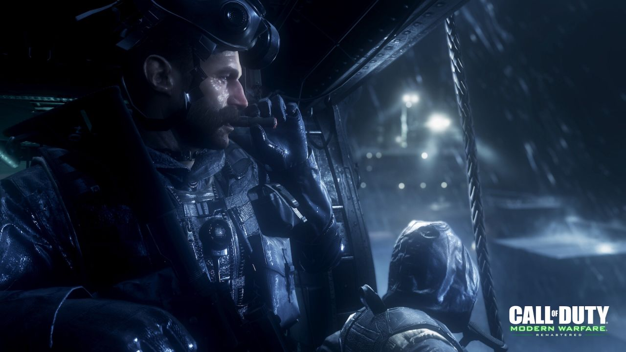 Call of Duty Modern Warfare Remastered : Les premières images