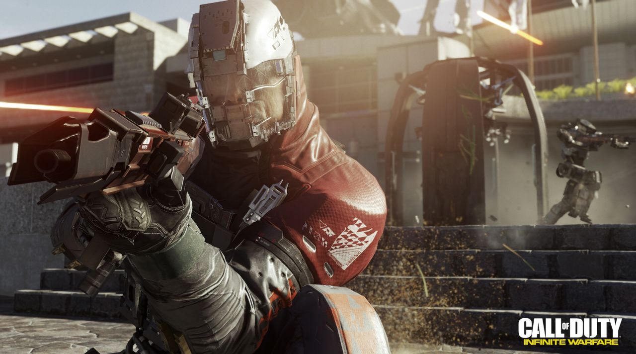 Call of Duty Infinite Warfare : Images + trailer officiel