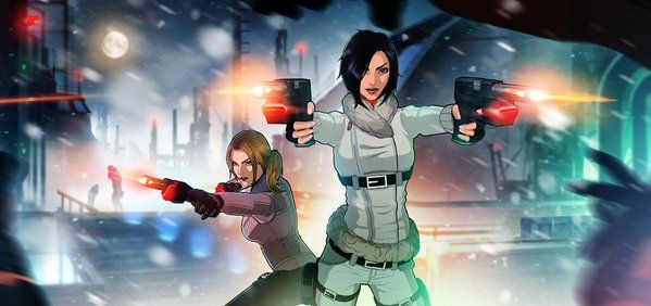 Fear Effect Sedna : vidéo de gameplay