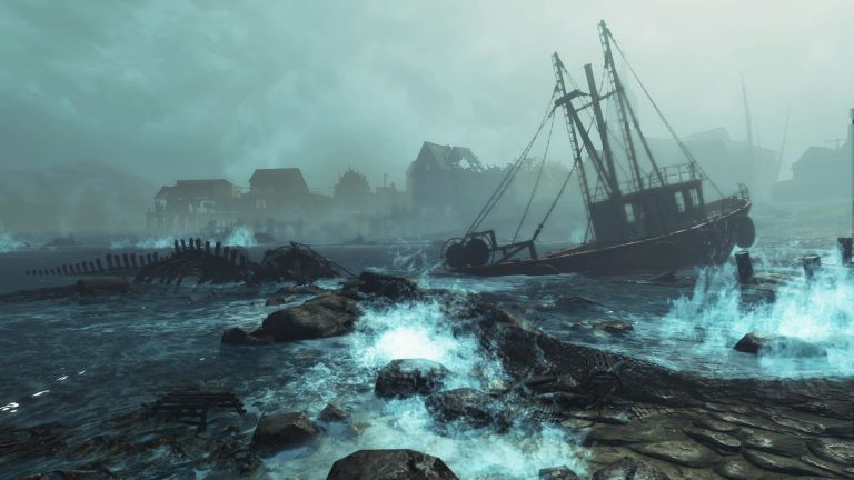 Fallout 4 : Bande-annonce officielle de Far Harbor