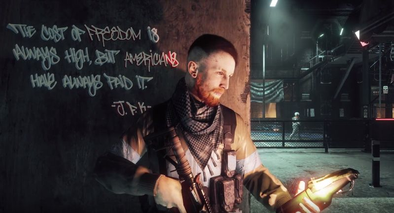 Homefront The Revolution : Le nouveau stoy trailer