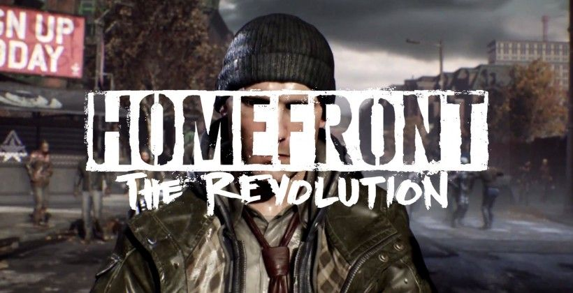 Homefront The Revolution : Le trailer de lancement