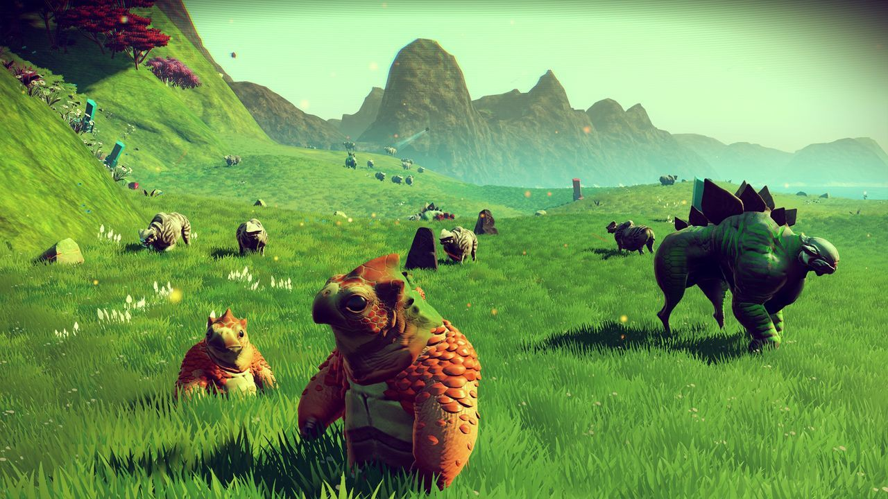 No Man's Sky : Un retard expliqué par Sean Murray