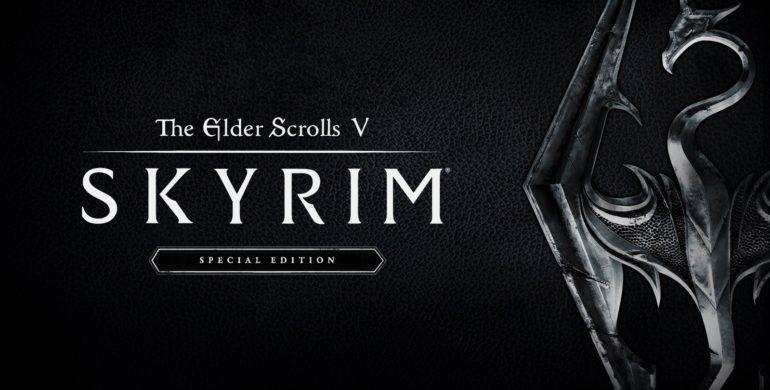 The Elder Scrolls V : Skyrim Special Edition