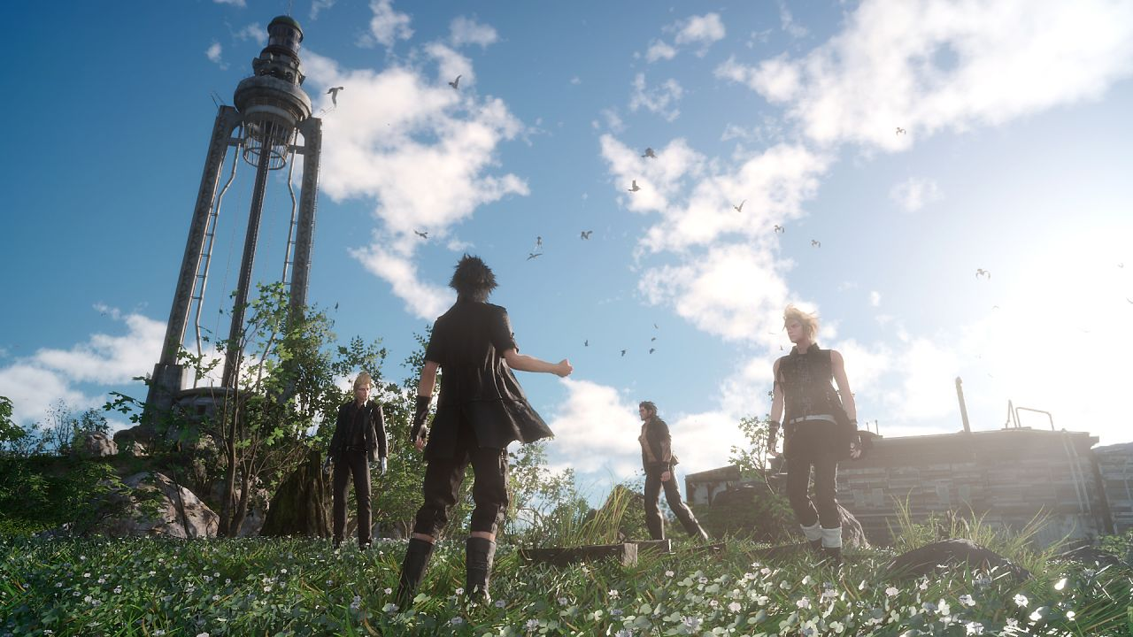 Final Fantasy XV : Le mode
