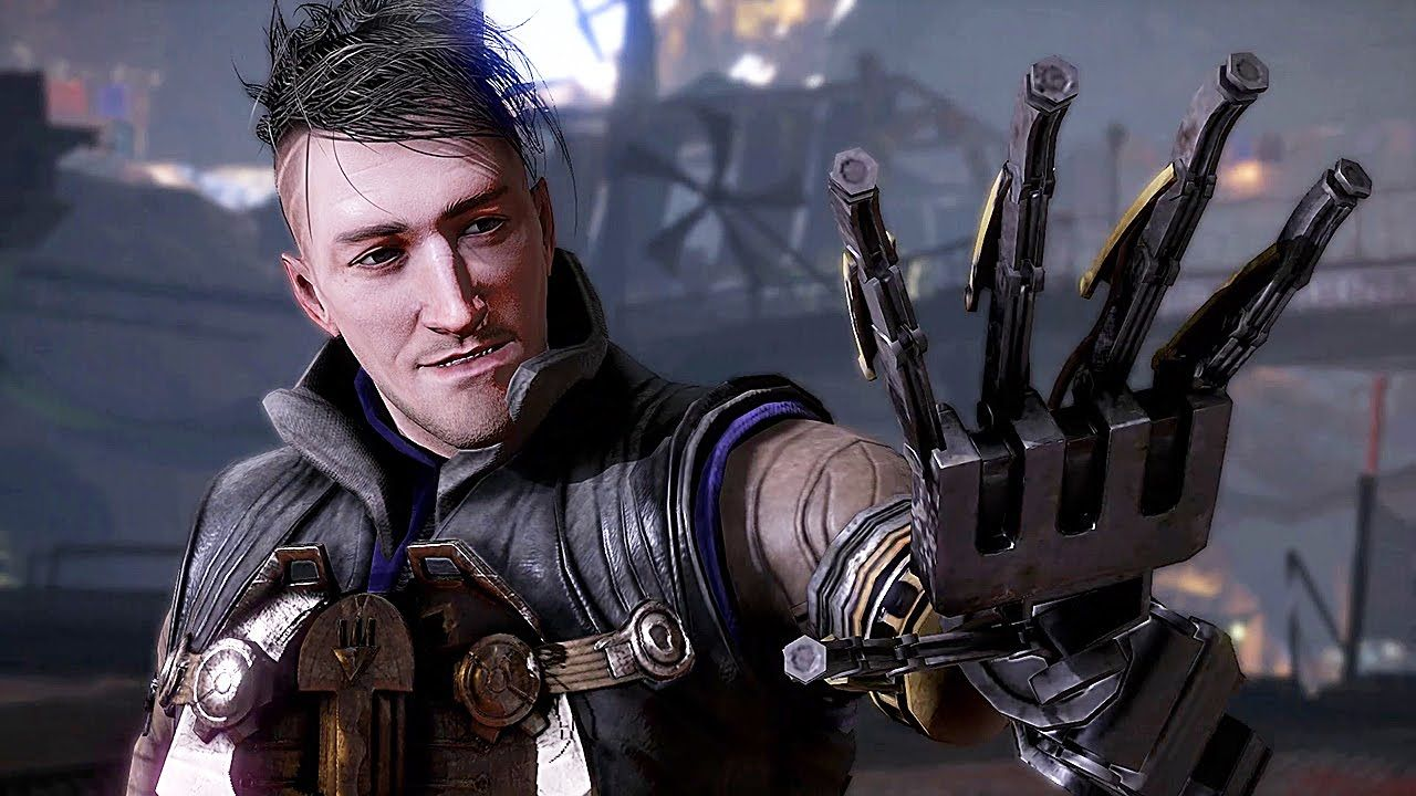 The Technomancer : Le trailer de lancement