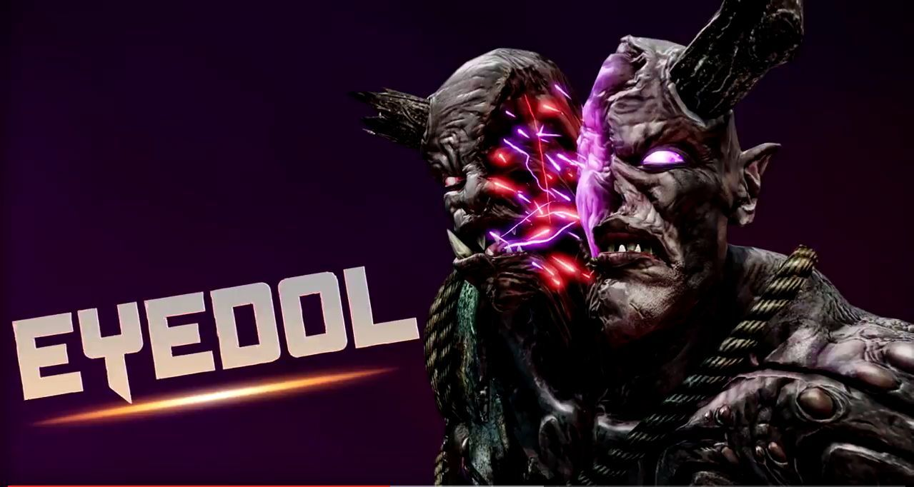 Killer Instinct : Trailer de Eyedol