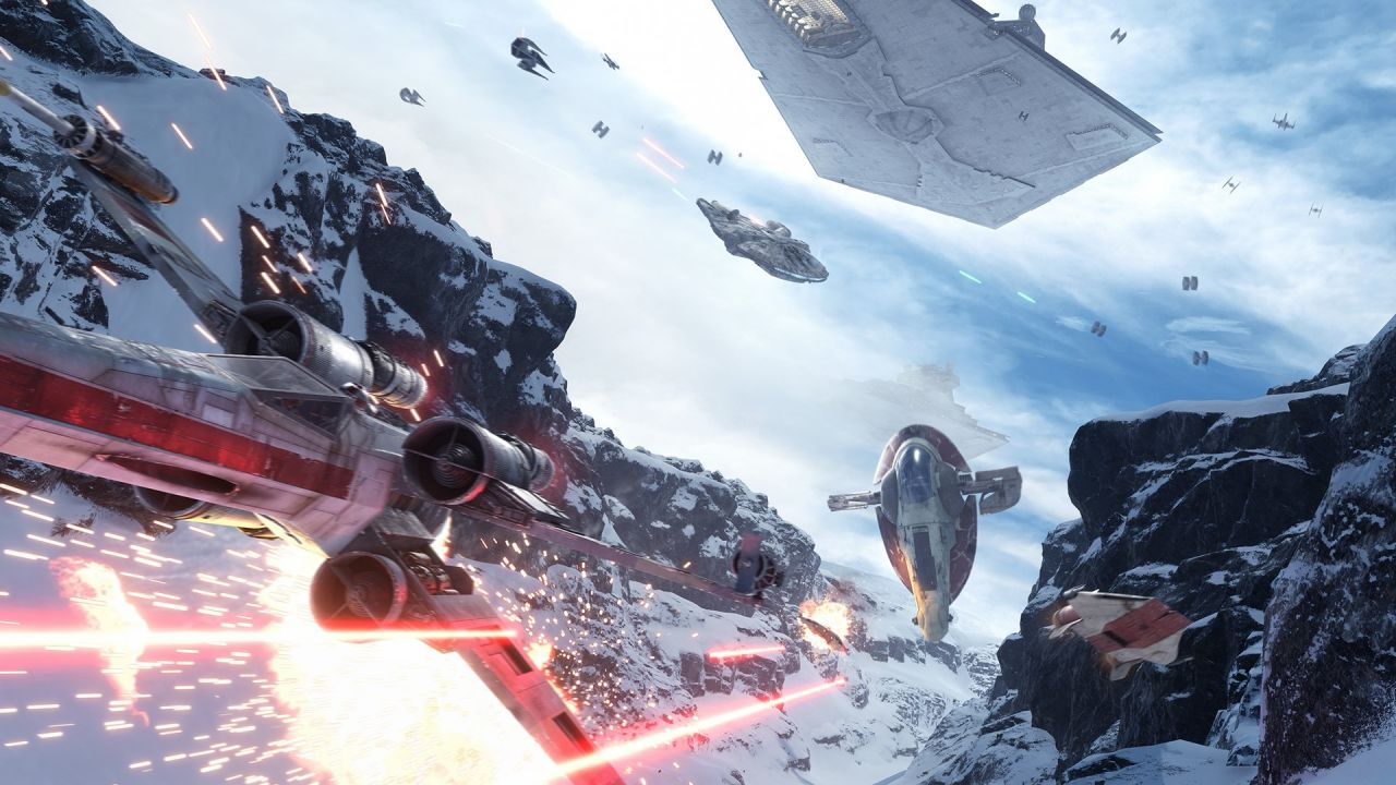 Star Wars Battlefront : Trailer du DLC