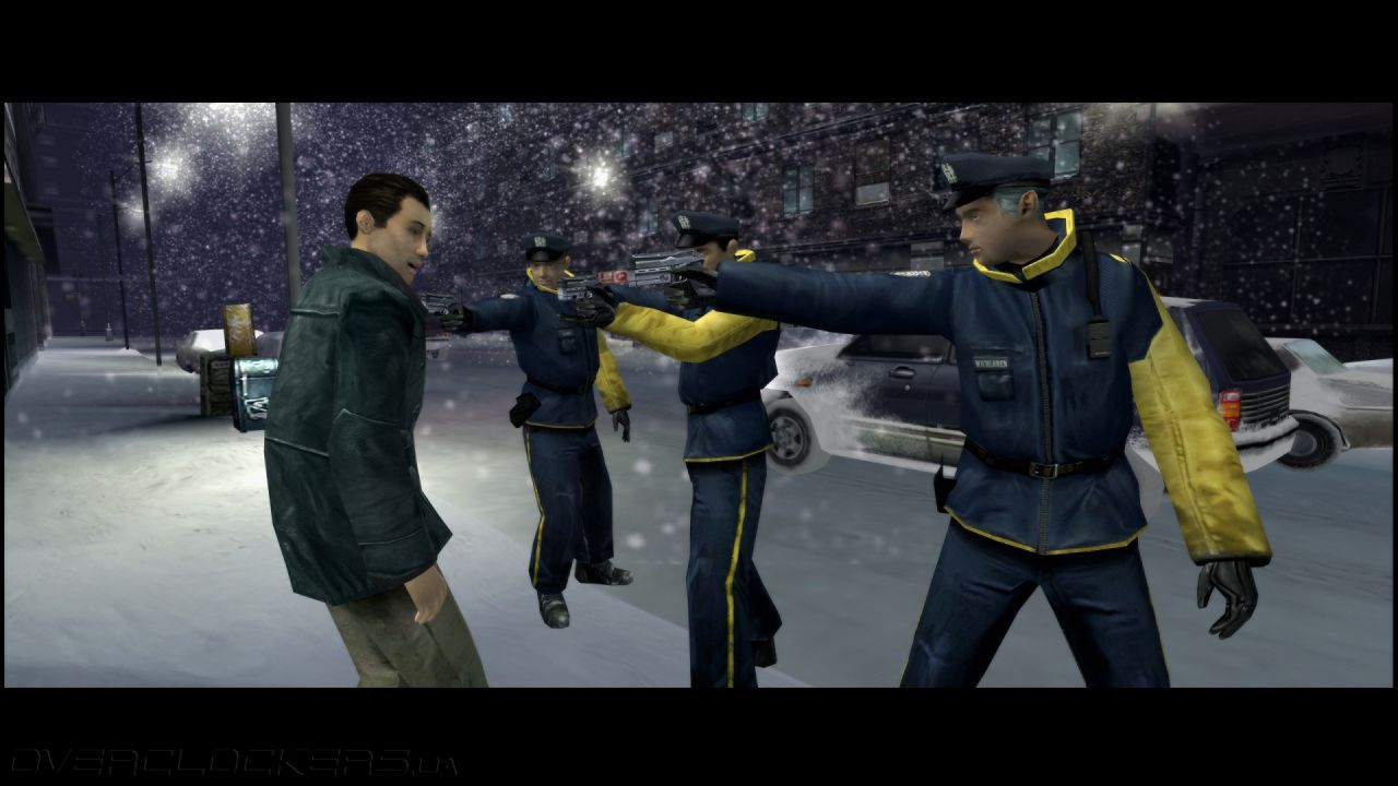 Fahrenheit - Indigo Prophecy - Remastered