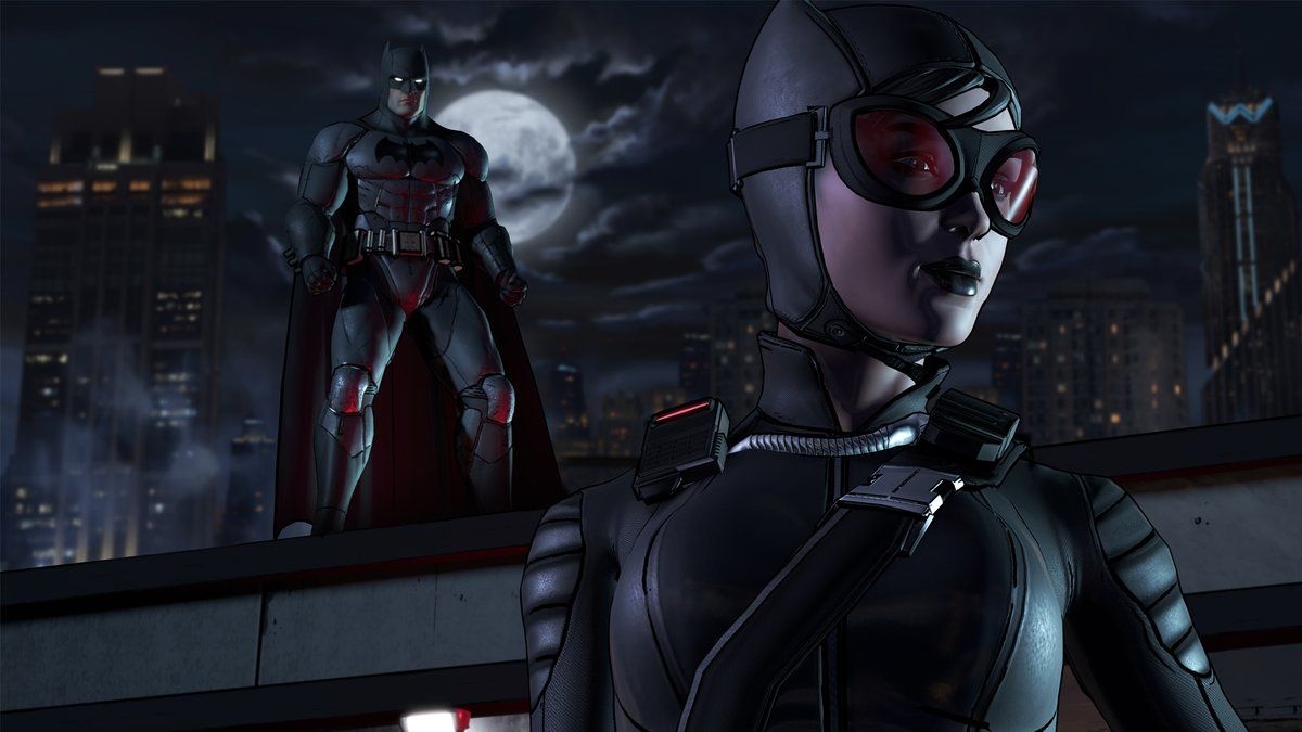 Batman The Telltale series : Premier trailer