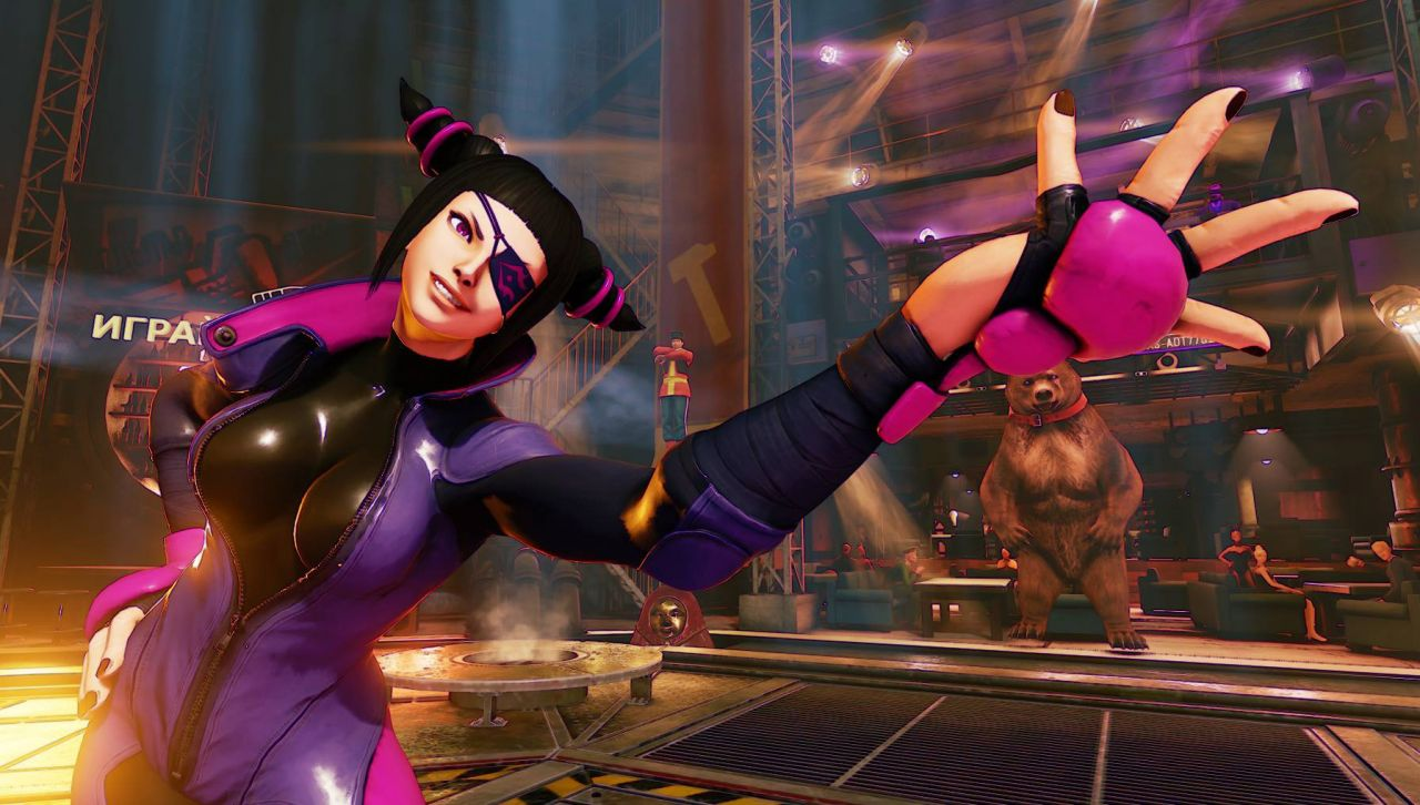 Street Fighter 5 : Trailer de Juri