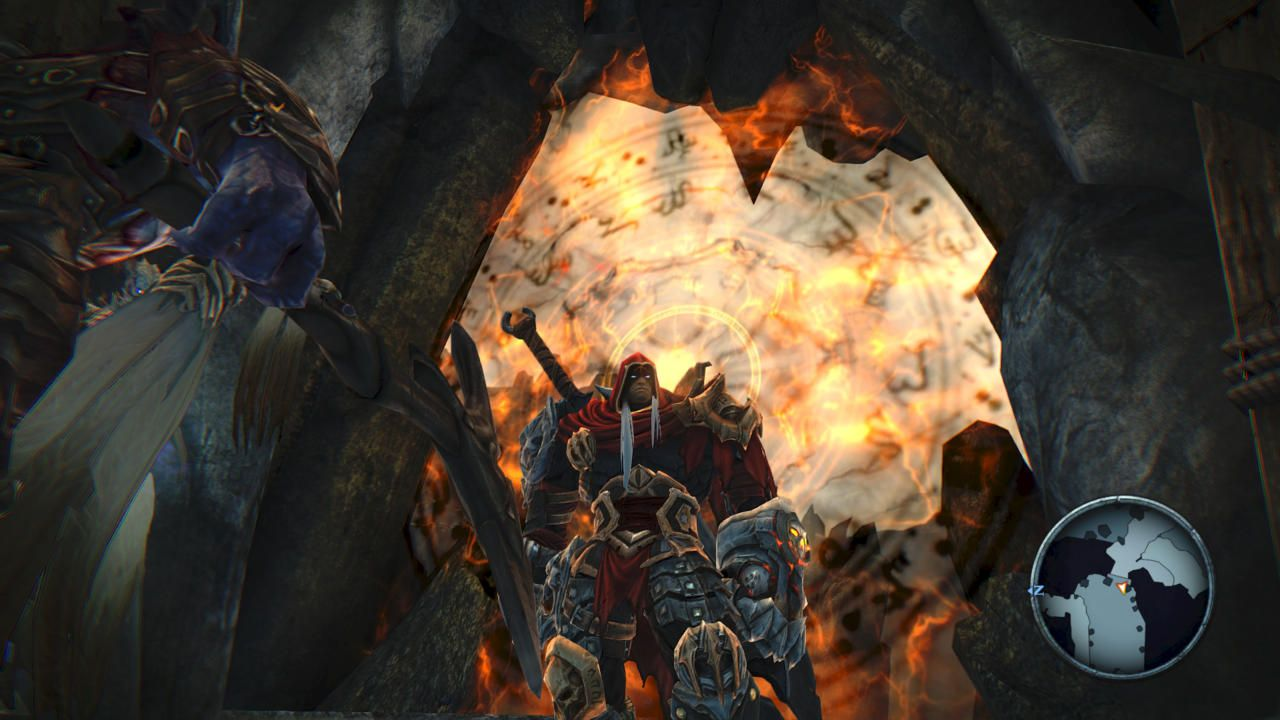 Darksiders Warmastered : Le retour de War sur current-gen