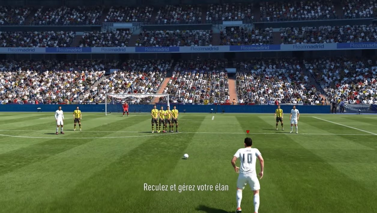 FIFA 17 : EA Sports continue sa campagne de promotion