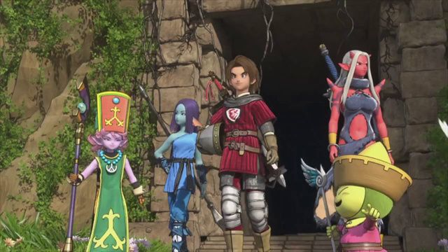 Nintendo NX : Dragon Quest X ne sera pas une exclusivité PS4 !
