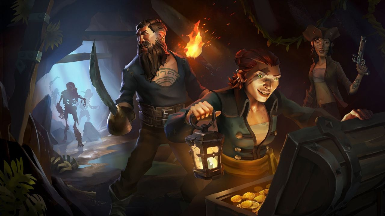 Sea Of Thieves : Trailer de la GamesCom