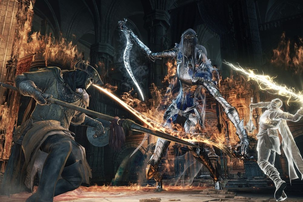 Dark Souls 3 : Ashes of Ariandel - Le premier trailer officiel fait son apparition