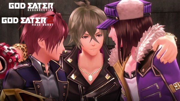God Eater 2  Rage Burst : Le trailer de lancement