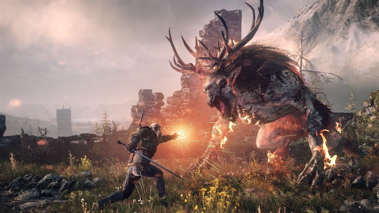 Trailer de lancement pour The Witcher 3 : Wild Hunt - Game Of The Year Edition