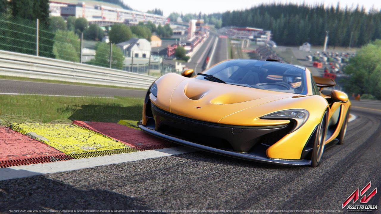 Assetto Corsa : Trailer de gameplay