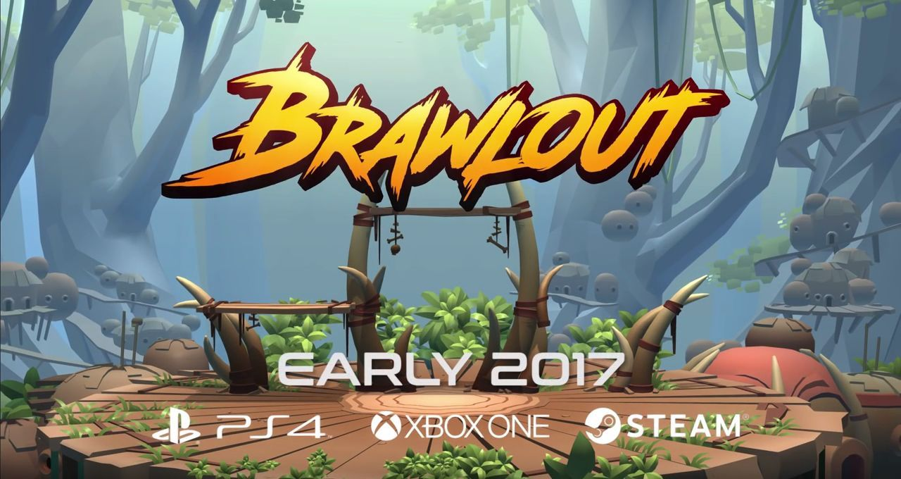 Brawlout : petit trailer de gameplay