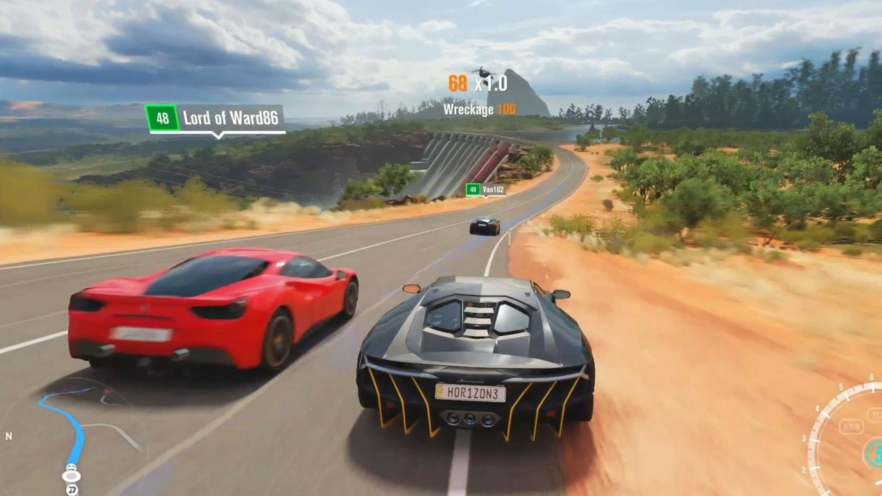 Forza Horizon 3 : Trailer de gameplay survitaminé