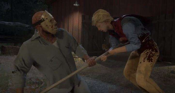 Friday the 13th the game : Trailer brutal