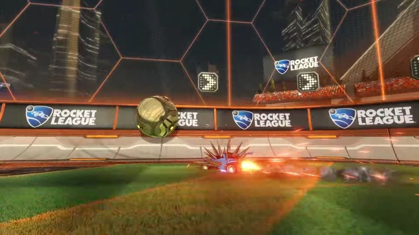 Rocket League : Le mode Rumble est arrivé