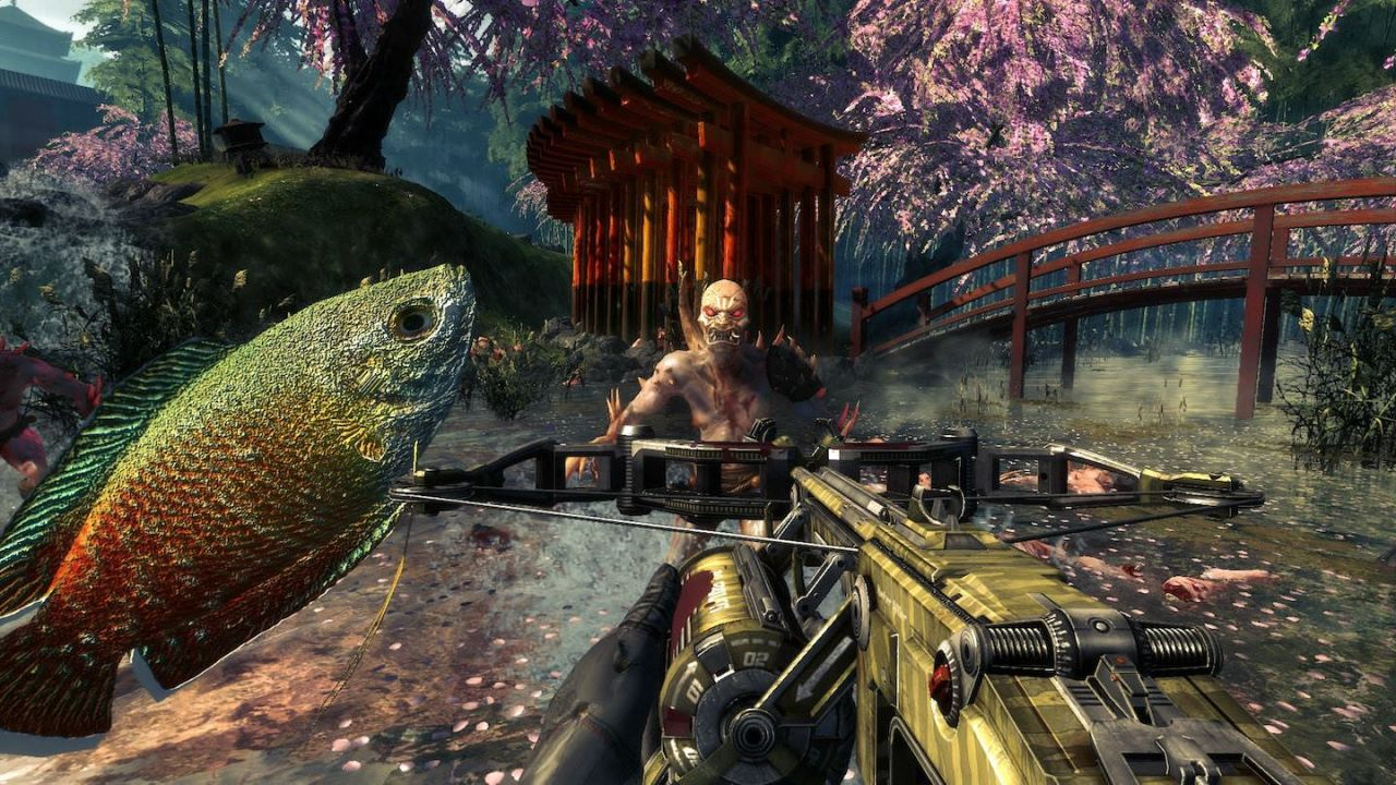 Shadow Warrior 2 : 12 minutes de gameplay avant sa sortie PC