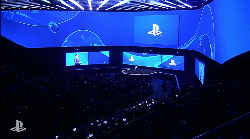 Rediffusion : Conférence SONY du TGS 2016