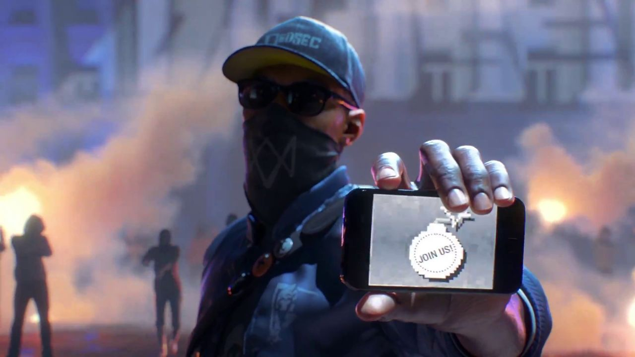 Watch Dogs 2 : Trailer d'histoire