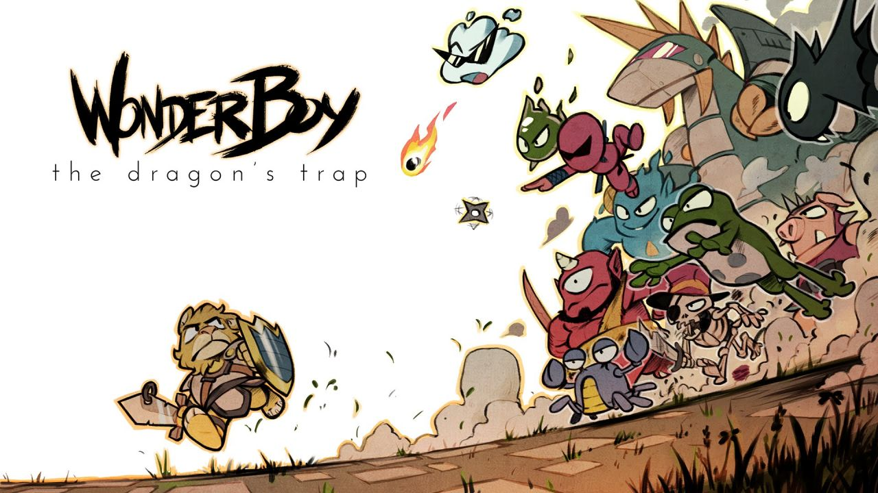 Wonder Boy The Dragon's Trap : Carnet de développeurs